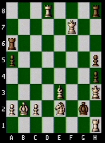 3 piece checkmate